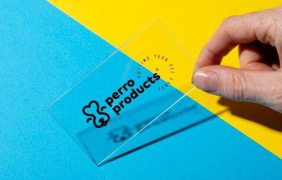 Perro Products Pet Food logo